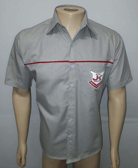 Camisa Social – Uniformes Elegância 679e1b3a9c63f