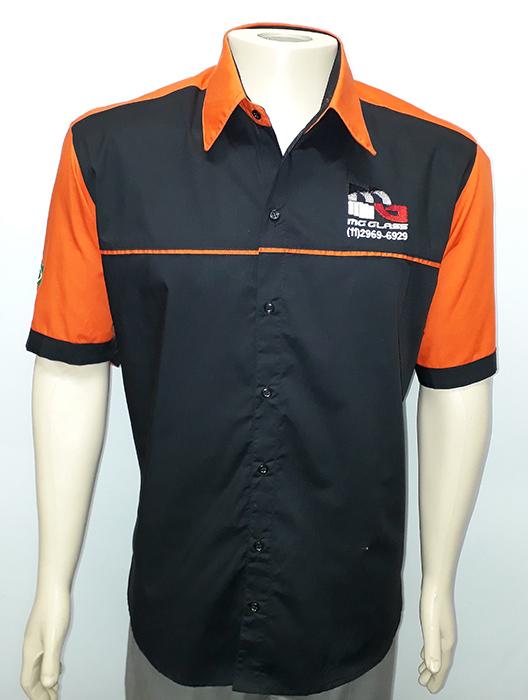 6574291f6d Camisa Social – Uniformes Elegância